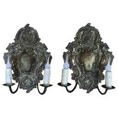 Baroque Wall Lights and Sconces