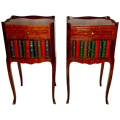 Pair of Antique French Occasional Tables, circa 1890