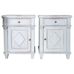 Pair of Belle Epoch Petit Cabinets
