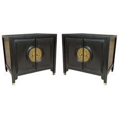 Pair of Century Furniture Chin Hua Nightstands