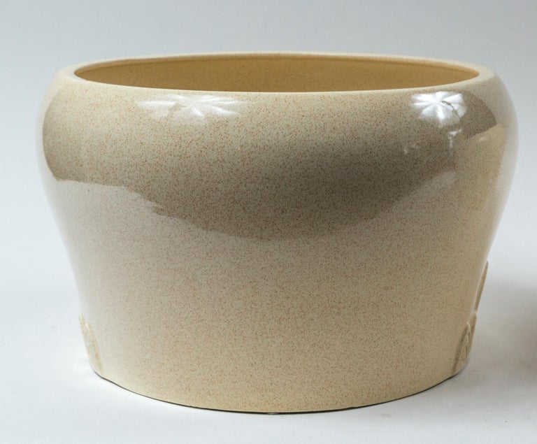 Pair of Ceramic Planters, Tommaso Barbi, Italy, Mid-20th Century For Sale 4