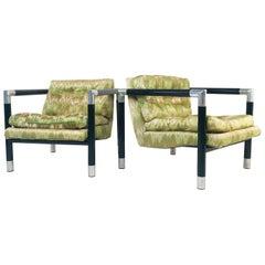 Pair of Erwin Lambeth Chairs