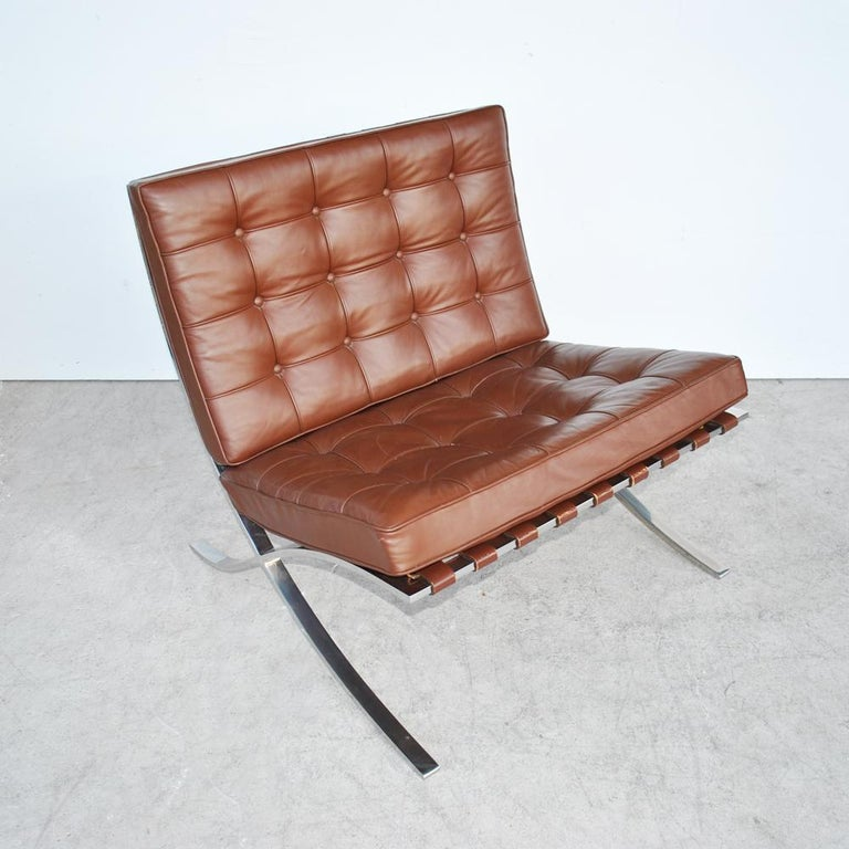 Mies van der Rohe began his career in architecture in Berlin, working as an architect first in the studio of Bruno Paul and then, like Le Corbusier and Walter Gropius, Peter Behrens. In the mid-1920s, he began to design furniture, pieces that he