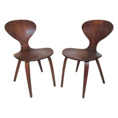 Pair of Midcentury Cherner Chairs
