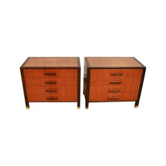 Pair of Midcentury Harvey Probber Nightstands End Tables