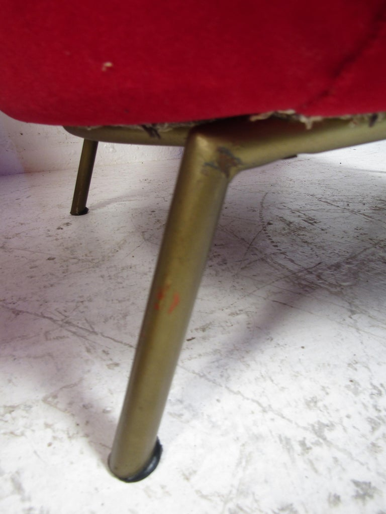 Pair of Midcentury Lounge Chairs For Sale 2