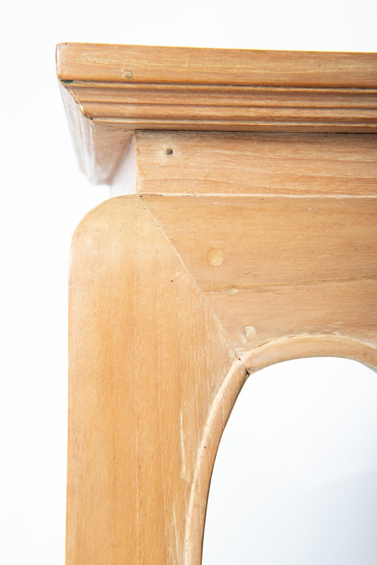 Pair Ming Style Pedestal Tables For Sale 6