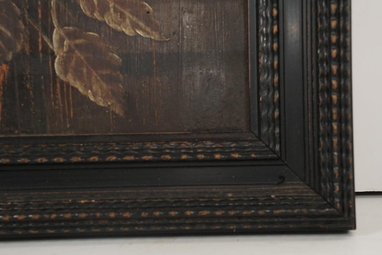 Pair of 18th Century Dutch Painted Still Lifes on Panels For Sale 1