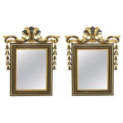 Pair of 18th Century Italian Rococo Mirrors