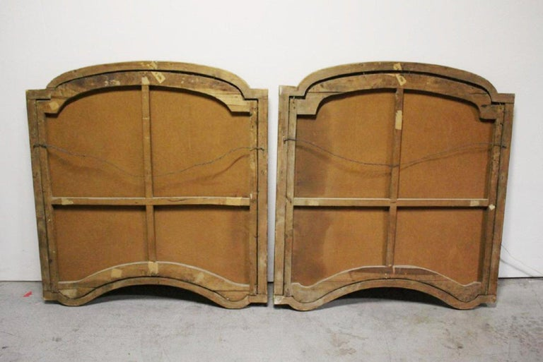 Pair of 18th Century Italian School Oil on Canvas Paintings For Sale 7