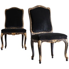 Rococo Side Chairs