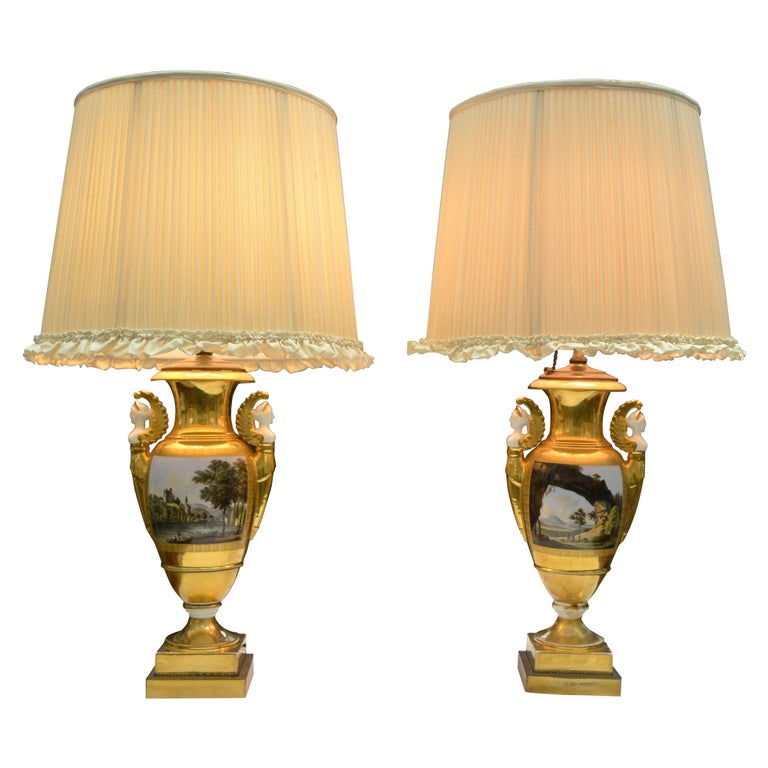 Antique Table Lamps For Sale In Vancouver 1stdibs