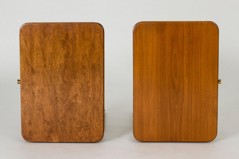 Pair of 1930s Bedside Tables from NK 2