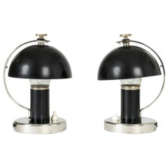 Pair of 1930s Table Lamps by Erik Tidstrand