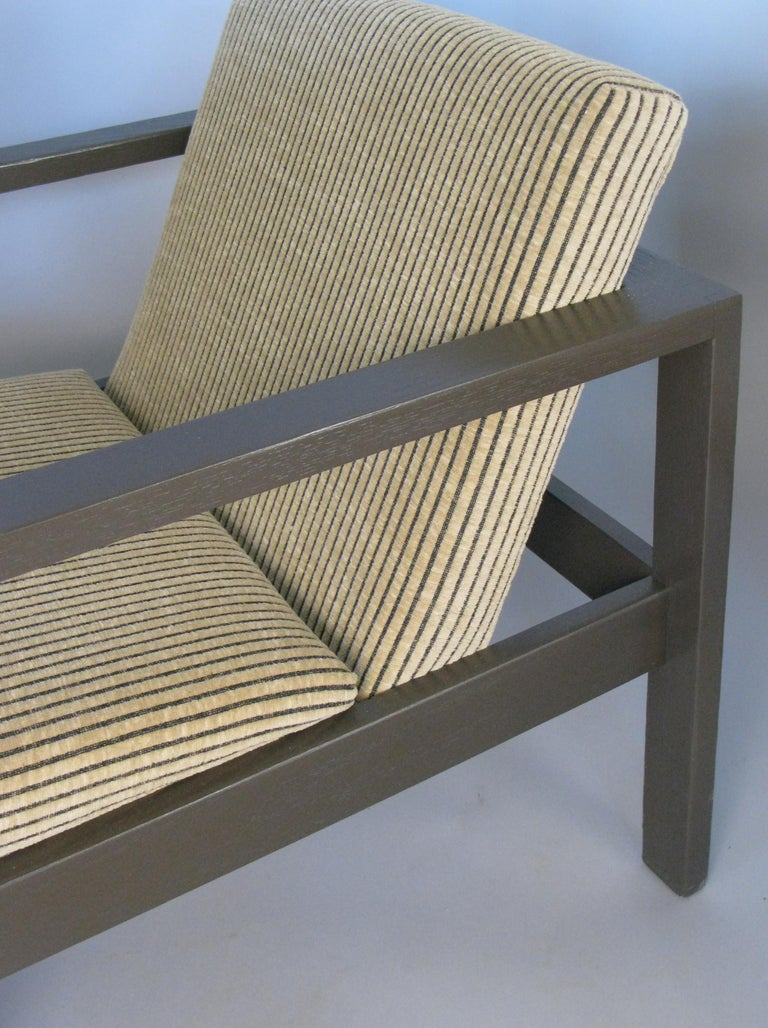 Mid-Century Modern Pair of 1950s Lounge Chairs by Harvey Probber For Sale