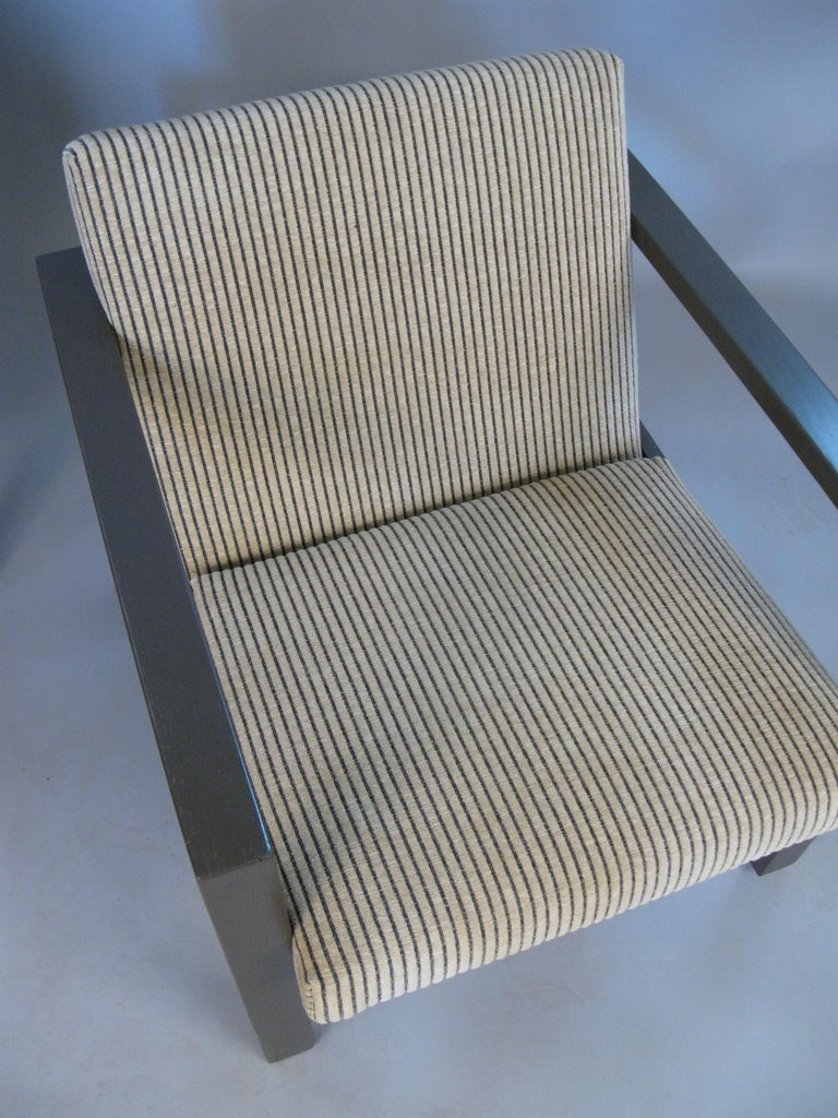American Pair of 1950s Lounge Chairs by Harvey Probber For Sale