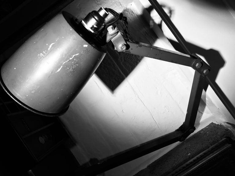 Pair of 1950s Memlite Articulated Lamps 1