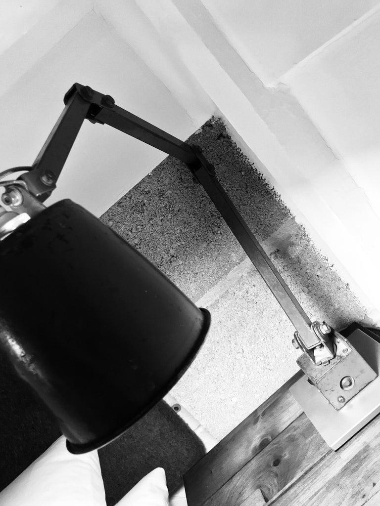 Pair of 1950s Memlite Articulated Lamps 2