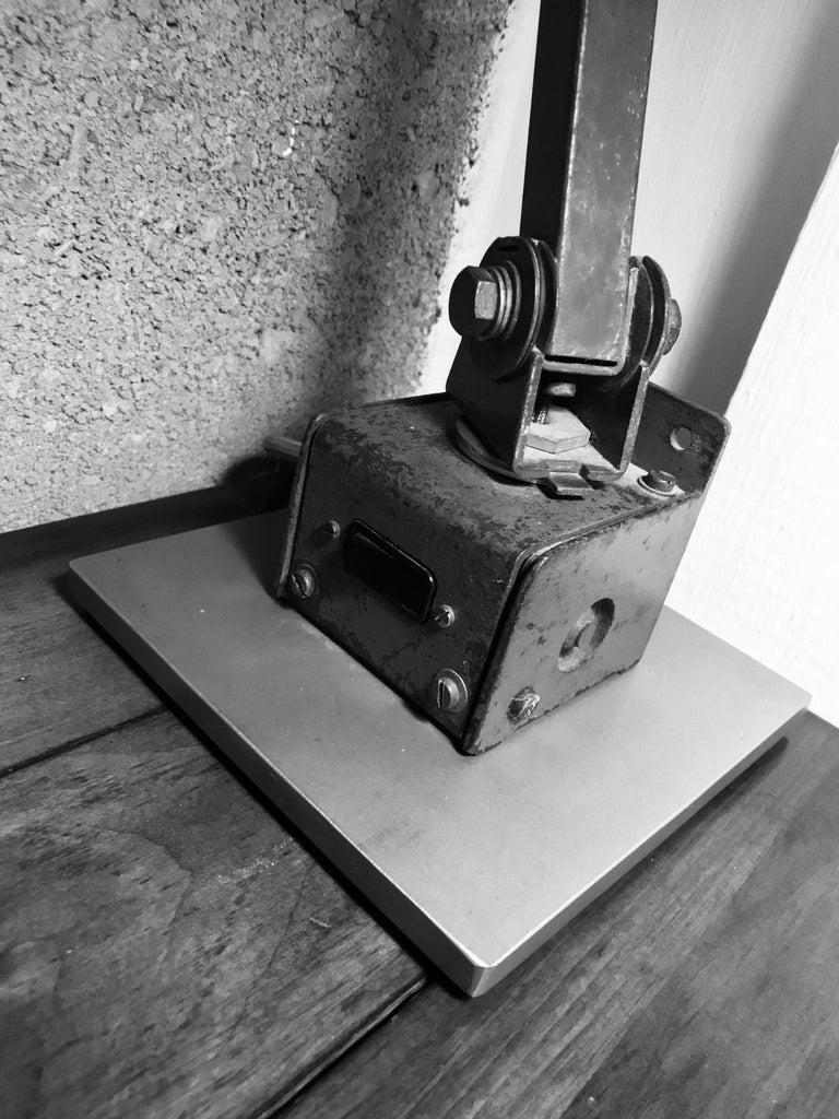 Pair of 1950s Memlite Articulated Lamps 3