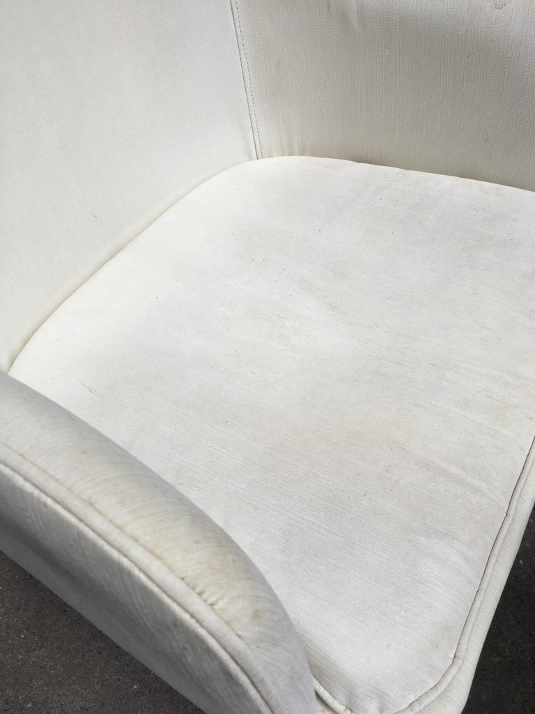 Pair of 1960s Modernist Armchairs For Sale 7