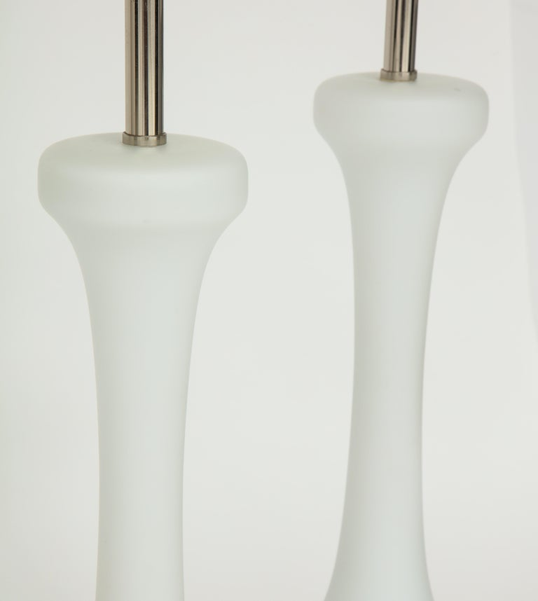 Late 20th Century Pair of 1970s Lamps by Laurel Lamp Company For Sale