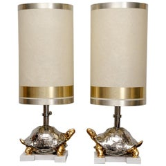 Pair of 1970s Pair of Lamps