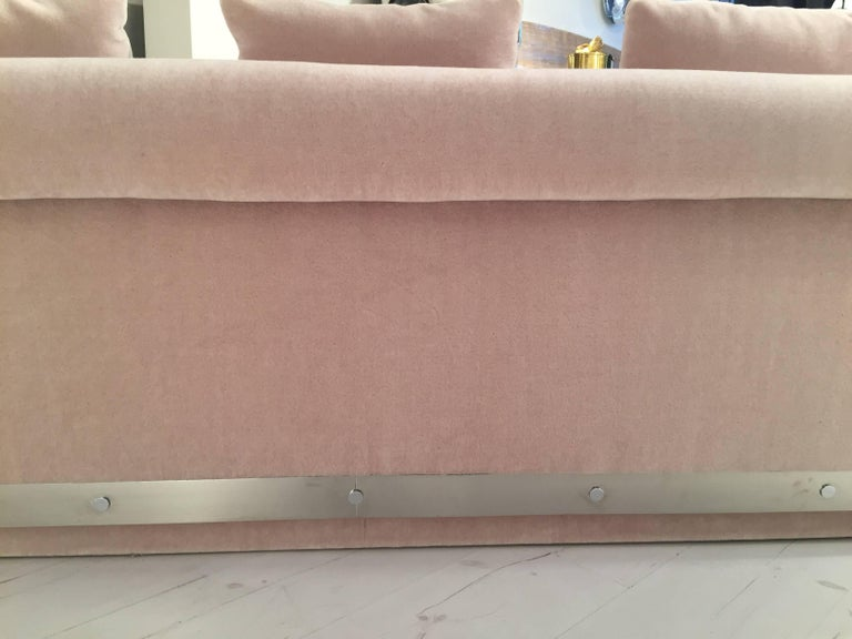 Pair of 1970s Sofas by Maison Jansen For Sale 9