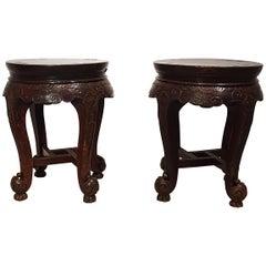 Wood Pedestals and Columns