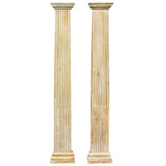 Pair of 19th Century Architectural Columns