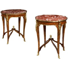 Pair of 19th Century Centre Tables