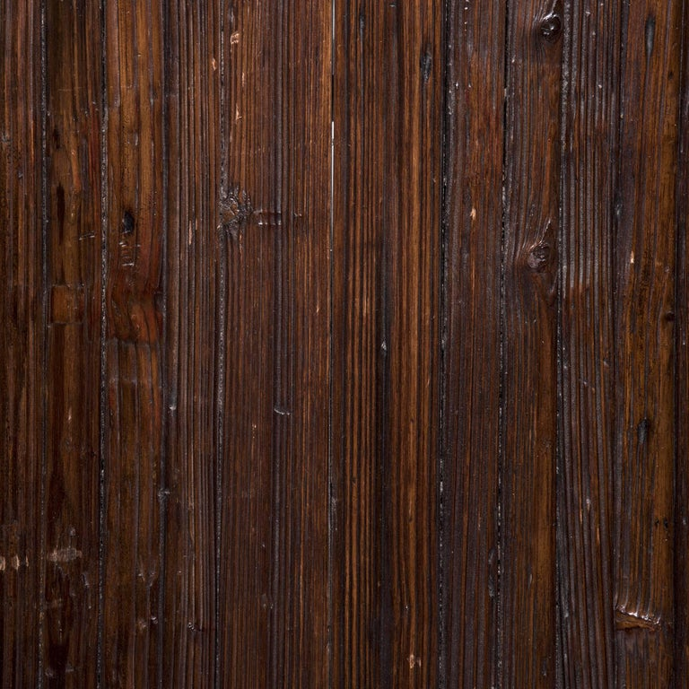 20th Century Pair of 19th Century Chinese Quatrefoil Doors For Sale