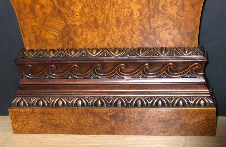 Carved Pair of 19th George II Century Console Tables For Sale