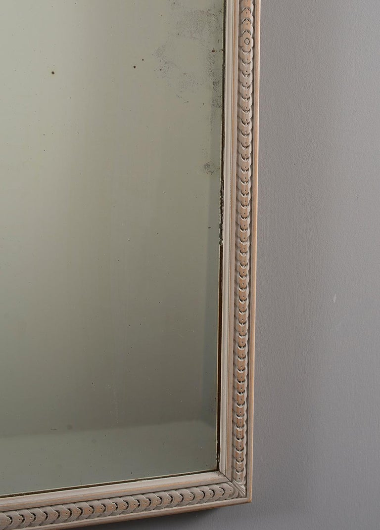 Pair of 19th Century Directoire Mirrors For Sale 1
