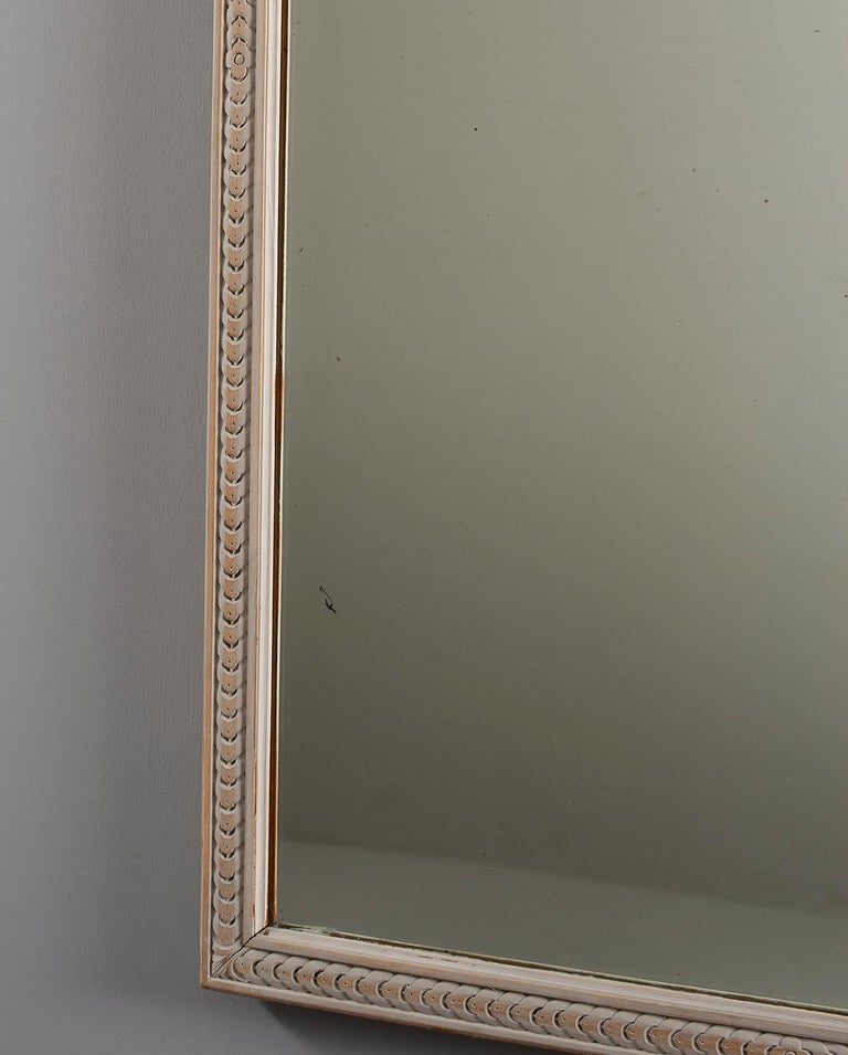 Pair of 19th Century Directoire Mirrors For Sale 2