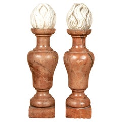 Pair of 19th Century French Castellettes