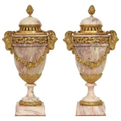 Louis XVI Candle Holders