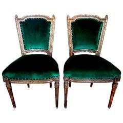 Louis XVI Side Chairs