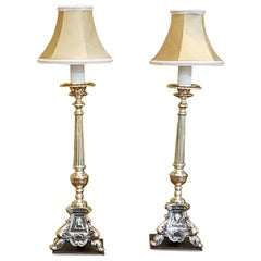 Pair of 19th Century French Table Lamps