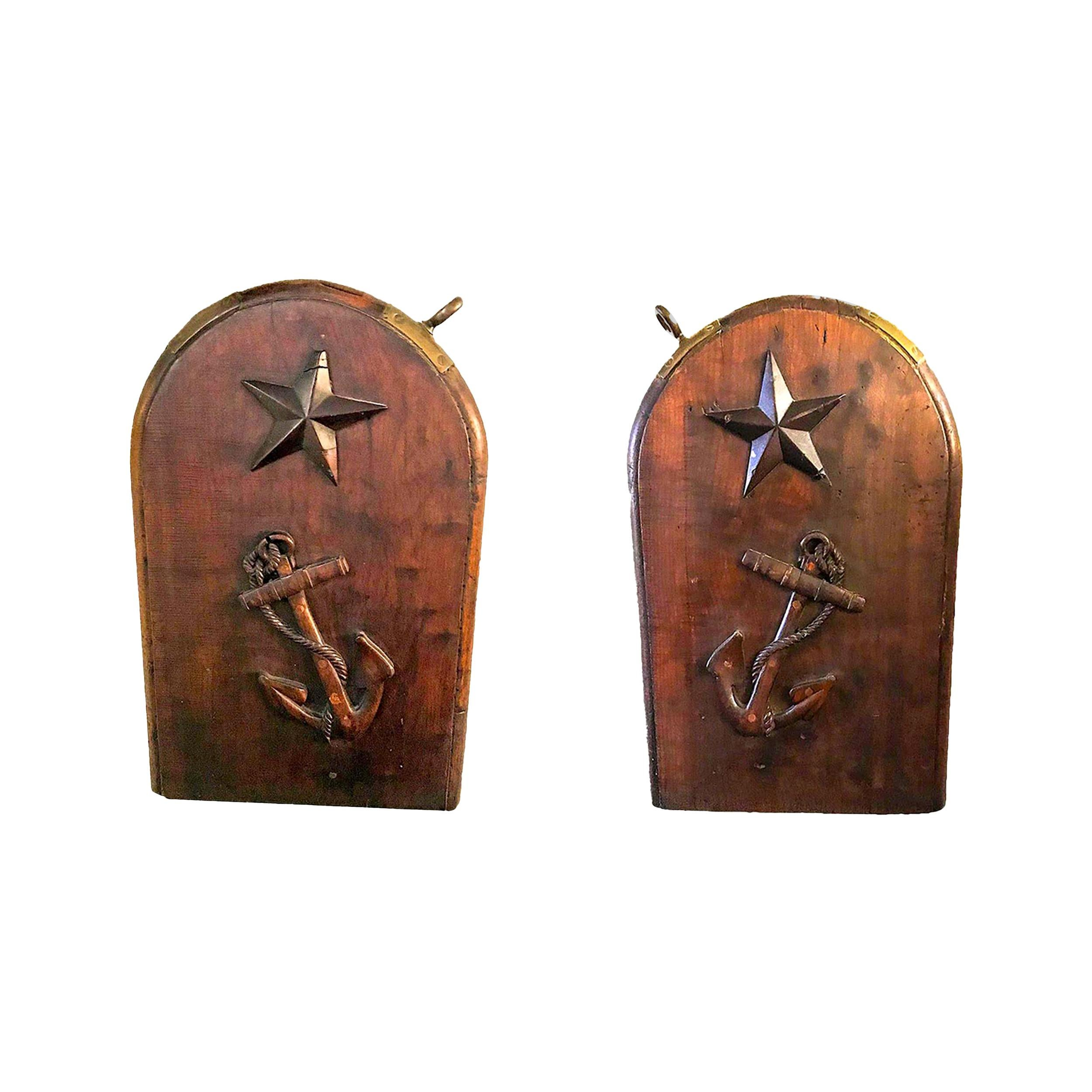 Pair of 19th Century Gangway Boards