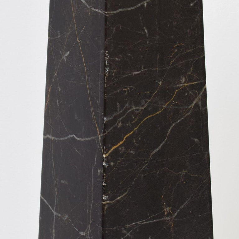 Pair of 19th Century Italian Grand Tour Marble Obelisks For Sale 15