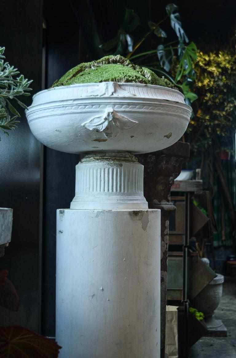 English Pair of 19th Century J M Blashfield Urns For Sale