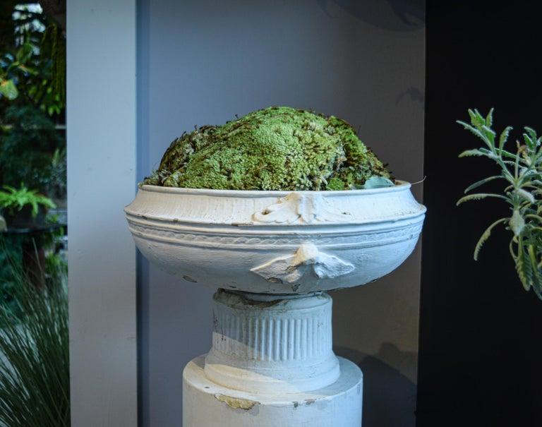 Terracotta Pair of 19th Century J M Blashfield Urns For Sale