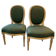 Pair of 19th Century Side Chairs