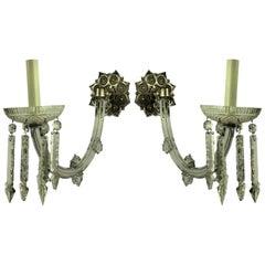 Pair of 19th Century Single Arm Sconces