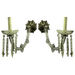 Pair of 19th Century Single Arm Sconces