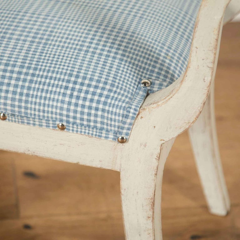 Pair of 19th Century Swedish Stools For Sale 1