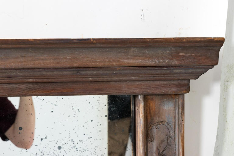 Pair of 19th Century Window Frame Mirrors For Sale 15