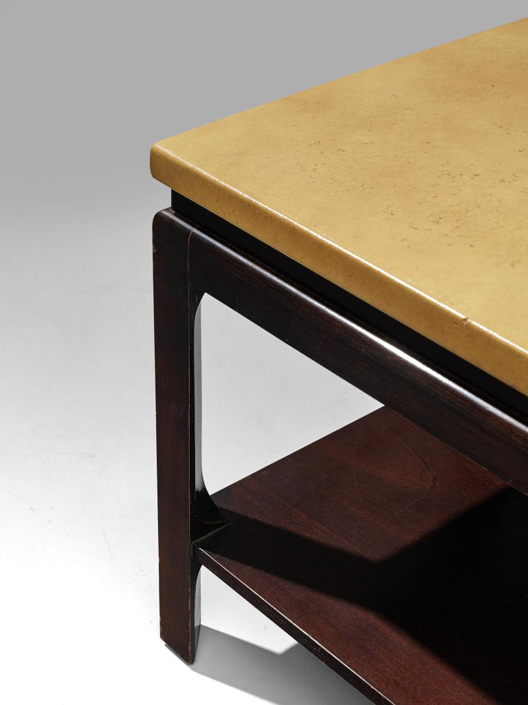 Mid-20th Century Pair of 5015 Side Tables by Paul Frankl, circa 1951 For Sale