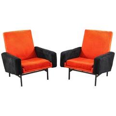 Zwei 642 Sessel von A.R.P. für Steiner