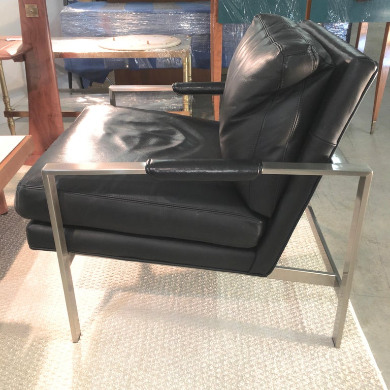 Pair of 951 Lounge Chairs by Milo Baughman for Thayer Coggin For Sale 6